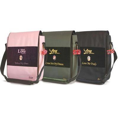 Mobile Edge MP-CHB02 Maddie Powers Laptop Bag