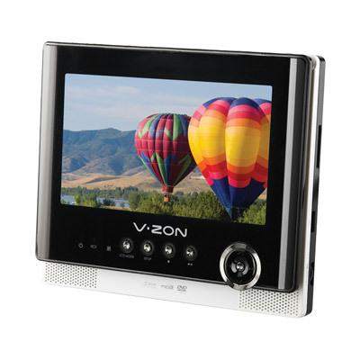 Electronics - Coby Electronics TF-DVD7051 7 Widescreen TFT LCD