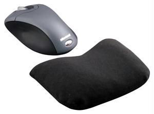 ALLSOP 29808 Comfortbead Wrist Rest for Mouse - Black