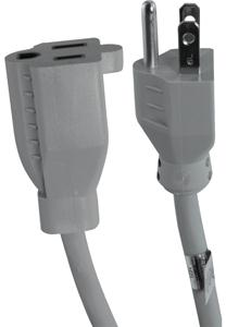 GE 43021 40-FT EXTENSION CORD  16 3 SJTW