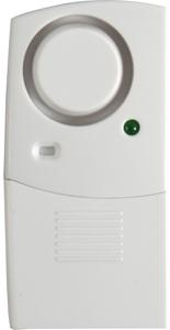 GE 45115 WIRELESS WINDOW ALARM 2 PK