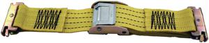 MONSTER TRUCKS MT10201 Cambuckle Strap 12 ft  yellow
