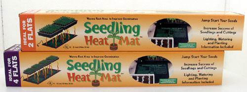 Hydrofarm 48 x 20 Inch Seedling Heat Mat 107watts