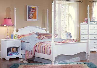 Princess Bedroom Furniture on Princess Headboard   Carolina Furniture Works 417140 Carolina Cottage