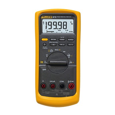 FLUKE 87-5 Rms Industrial Multimeter