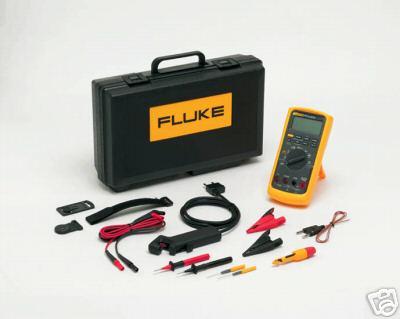 FLUKE 885-5AKIT Automotive Meter Combo Kit Multimeter