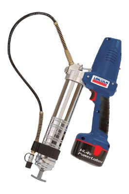 LINCOLN 1444 14.4 Volt Powerluber Cordless Grease Gun