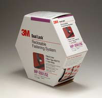 3-M COMPANY 6484 1 Inch X 4.9 Yards Dual Lock Mini Pack Fastening System