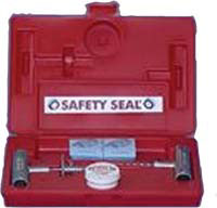SAFETY SEAL KAP30 30 String Pro Tire Repair Kit With T Handle Metal Tools