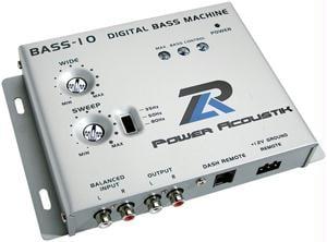Image of POWER ACOUSTIK BASS-10 DIGITAL BASS MACHINE