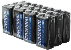 UPGI D5326/D5926 Super Heavy-Duty Battery Value Box (9V 12-pk) at Sears.com