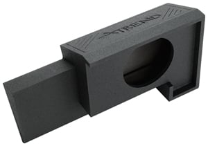 ATREND A142-10CP Subwoofer Boxes (10  Dual Down-Fire)
