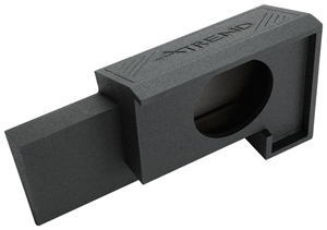 ATREND A182-12CP Subwoofer Boxes (12  Dual Down-Fire)