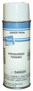Appliance Paint - 350930? APPLIANCE SPRAY PAINT WHITE