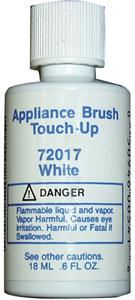 Appliance Paint - 72030 Appliance Brush-On Touch-Up Paint White