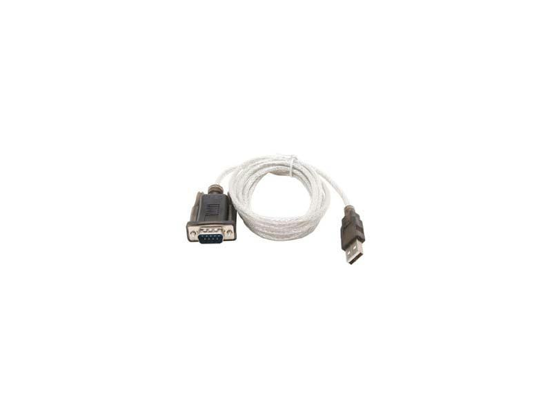 USB TO SERIAL9-PIN DB-9 RS-232 Cable