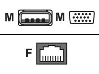 Hewlett Packard 336047-B21 Kvm Usb Interface Adapter