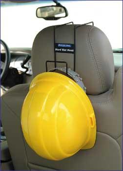 Horizon 5002 Over the Seat Hard Hat Rack