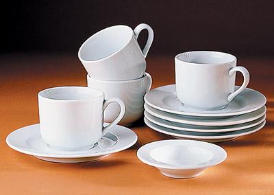 Pillivuyt 512230BL Sancerre Breakfast Cup - 10 oz. PLLV358