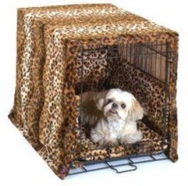 Pet dreams Bedding 3pc Set – Leopard Print