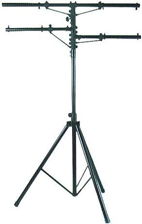 Eliminator Lighting E133 Black Lighting Tripod Stand