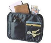 Organizer Briefcases - Whitney Design 06111 Purse-Briefcase Organizer