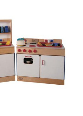 Stove - Childs Play R0153 White Stove And Sink Combo