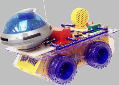 Elenco SCROV50 Snap Circuits Deluxe Snap Rover