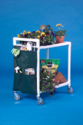 IPU GUC24 Garden Utility Cart