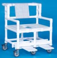 BSC880 P Bariatric Shower Commode Chair