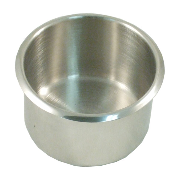 JP Commerce LGSSCUP Stainless Steel Cup Holder - Large JPC113