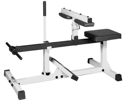 "Multisports SCB 2"" x 2"" Seated Calf Bench"