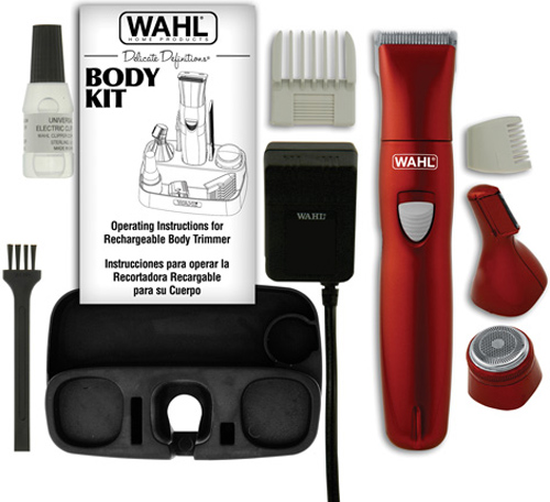 WAHL 9865-100 Ladies Trimmer Body Kit and Shaver