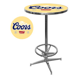 Coors Banquet Officially Licensed Pub Table- CO2000