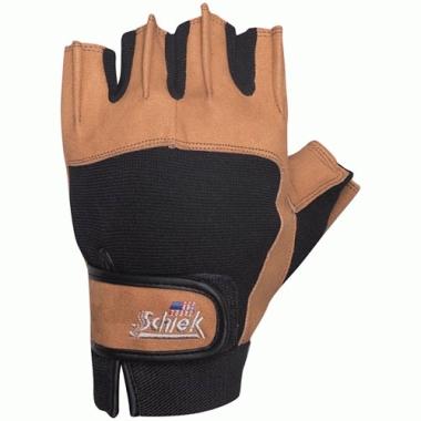 Lifting Gloves - Schiek Sport 415-M Power Gel Lifting Glove Medium
