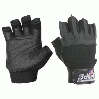 Lifting Gloves - Schiek Sport 520-M Women's Platinum Gel Lifting Glove Medium