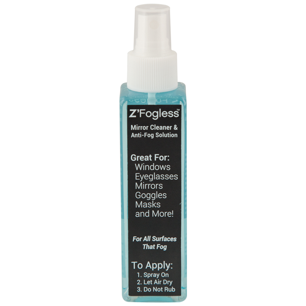 Zadro ZSP2 4 Oz. Fog Spray Anti-Fog Solution