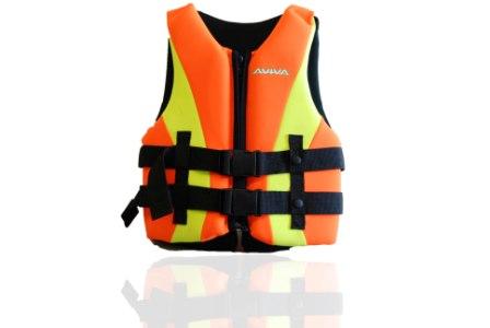 Neoprene Vest - Aviva 0860515 Comfi-Neoprene Vest - Youth Size 50-90 Lbs
