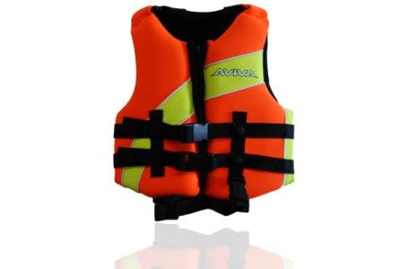 Neoprene Vest - Aviva 0860520 Comfi-Neoprene Vest - Child Size 30-50 Lbs