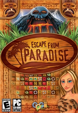 DreamCatcher Interactive PCO58150MB Escape from Paradise