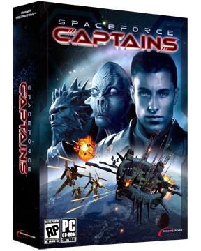 DreamCatcher Interactive DVD57250MB Spaceforce Captains