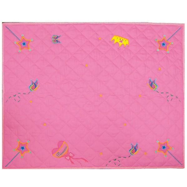 Dexton DX-40012 Fengi Princess Floor Quilt - Pink
