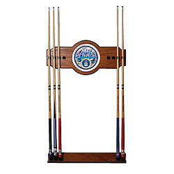 U.S. Air Force 2 Piece Wood and Mirror Wall Cue Rack