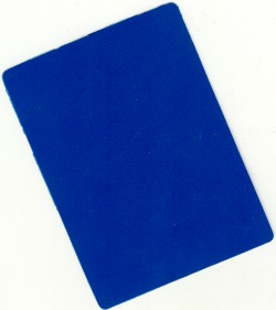 Blue Blackjack Cut Card