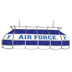 Air Force 40 Inch Stained Glass Tiffany Light