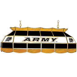 Army 40 Inch Stained Glass Tiffany Light