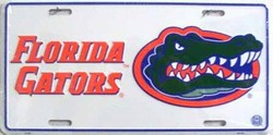 lp 800 Florida Gators College License Plate 2168
