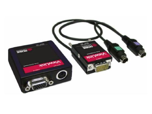 ROSE ELECTRONICS VLK-TMVPRAVP ViewLink CATx KVM Extender