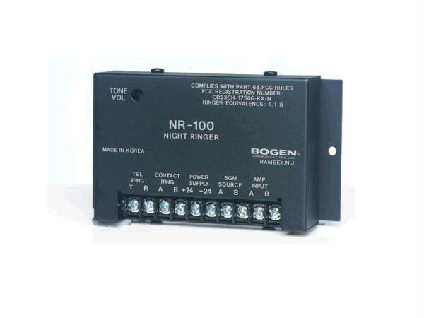 BOGEN COMMUNICATIONS NR100 NIGHT RINGER