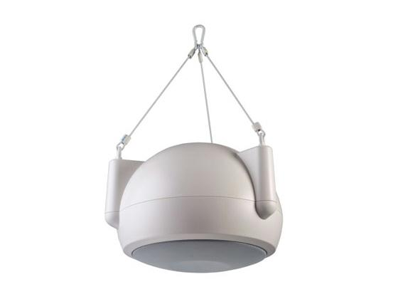 BOGEN COMMUNICATIONS OPS1W ORBIT PENDANT SPEAKER WHITE